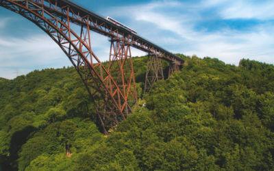 Die Müngstener Brücke