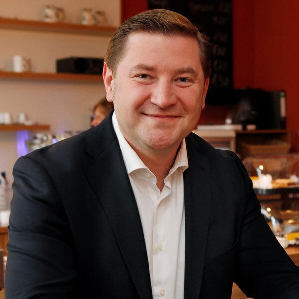 Tim Kurzbach Oberbürgermeister Solingen