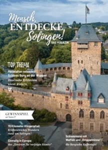 Mensch Entdecke Solingen Magazin