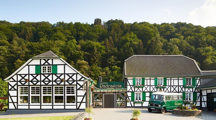 Gaststätte Rüdenstein Solingen