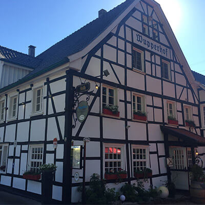 Mythos im Wupperhof Solingen