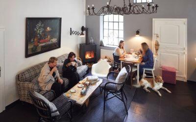 Das Café Bistro Haasenmühle