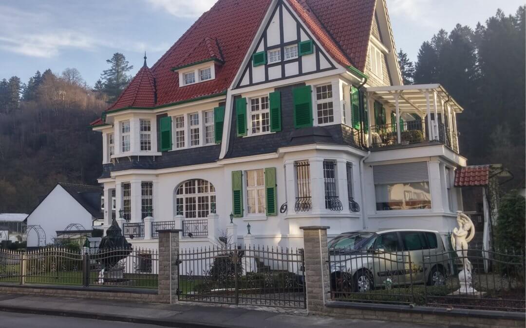 Die Villa Biso