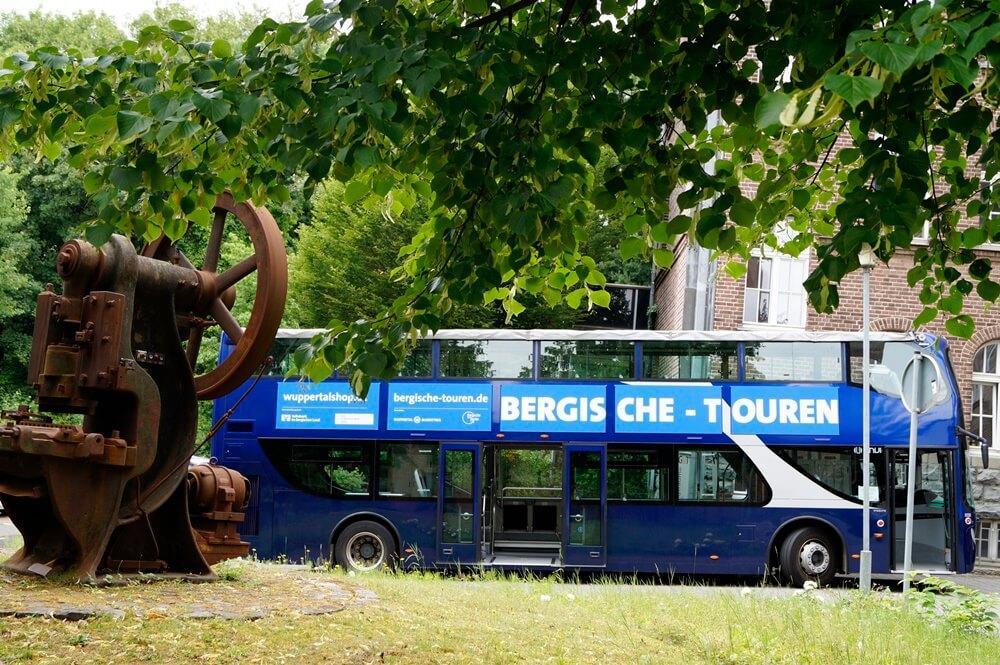 Stadtrundfahrten im Cabrio-Doppelstockbus