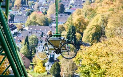 70 Kilometer auf dem Bergischen Radring